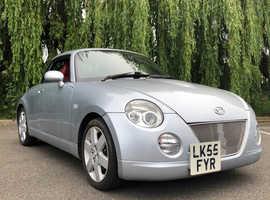 Daihatsu Copen, 2005 (55) Silver Convertible, Manual Petrol, 43,600 miles