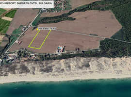 Building land near the beach, LONG BEACH RESORT, Bulgaria