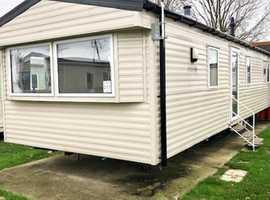 Free 2021 & 2022 Site Fees 2 bedroom 12ft wide Static Caravan Clacton on Sea Essex