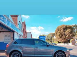 Audi A3, 2011 (61) Grey Hatchback, Manual Diesel, 102,000 miles