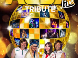 TAKE A CHANCE ON US ABBA TRIBUTE