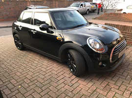 Mini MINI, 2015 (65) Black Hatchback, Manual Petrol, 41,000 miles
