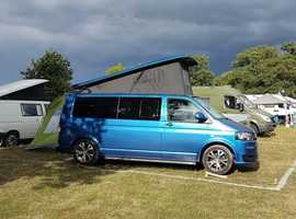 VW Camper Van 2015 LWB low mileage Volkswagen campervan 12 MONTH WARRANTY