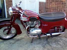 1960 Triumph 500 Speed twin