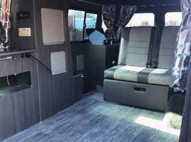 Camper van, Ford minibus conversion camper low miles