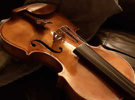 Professional English Handmade Violin. Full-sized