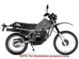 Fortune favours the fleet footed - classic 1985 Honda xl250rc available until Tues 22.6.21