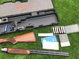 Beretta 690 Black o/u - 30