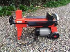 Electric Log Splitter FM8 (Forest Master)