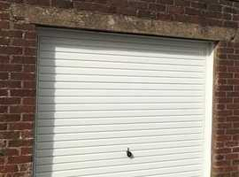 Lock up garage for rent in Seascale Cumbria