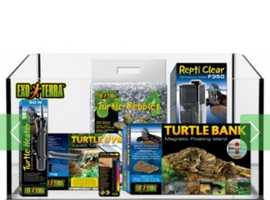Turtle Terrarium Tank Kit