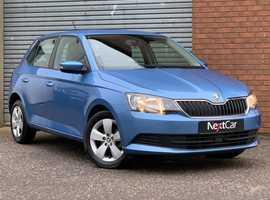 2016 Skoda Fabia 1.2 TSI SE £20 Road Tax, and with Only 15,244 Genuine Miles....Why Buy New??