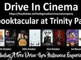 Halloween Spooktacular this Halloween at Trinity Park Ipswich