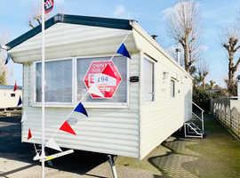 Cheap Static Caravan for Sale , Suffolk, Felixstowe, Pet Friendly 11.5 month season.
