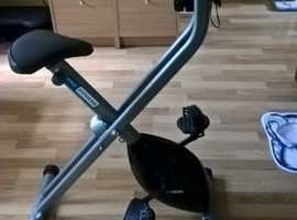 Pro Fitness Excercise Foldable Bike  (USED)