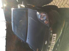 Ford Fiesta, 2007 (07) Black Hatchback, Manual Petrol, 82,161 miles