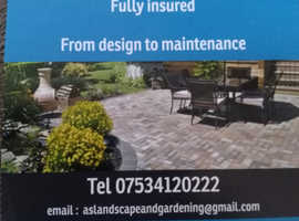 A.S LANDSCAPE AND GARDEN SERVICES