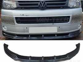 VW Transporter T5.1 Splitter Standard Bumper 2010 - 2015