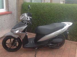 Suzuki Address Scooter