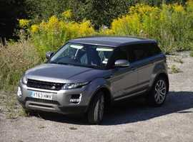 Land Rover Range Rover Evoque SD4 PURE TECH 2013 (63 reg)