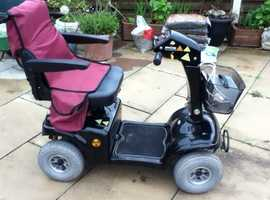 RASCAL 850 CLASS 3 MOBILITY SCOOTER
