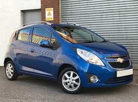2010 Chevrolet Spark 1.2 LS Plus, 5 Door, Very Low Miles, Fabulous MPG, Perfect First Car