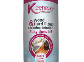 Wood & Hard Floor Cleaning Solution