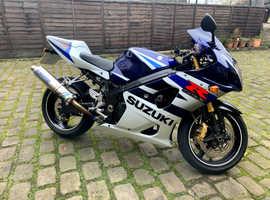 Suzuki GSXR 1000 2004 LOW MILEAGE