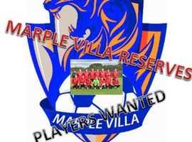 Marple Villa FC
