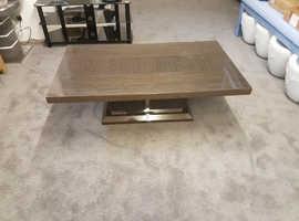 Green Apple Alba Designer Coffee Table RRP £680 Brand New in box