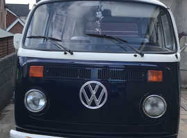 T2 Late Bay VW camper van