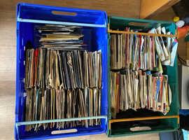 large job lot of vinyl