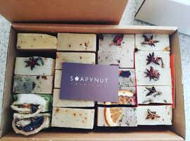 Natural Handmade Soap - Soapynut Cosmetics