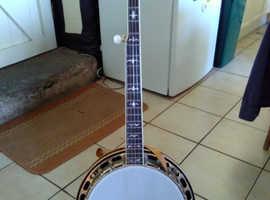 Recording King Rk-R36 Banjo