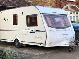 2006 2 berth Coachman Amara 450/2 £3500  ono garage stored NOW SOLDo
