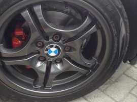 BMW e46 alloys mvs