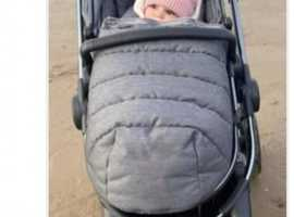 Lost pushchair