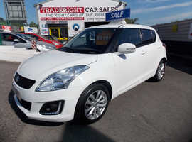 Suzuki Swift, 2016 (16) White Hatchback, Manual Petrol, 88,314 miles