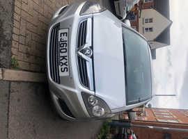 Vauxhall Zafira, 2010 (60) Silver MPV, Automatic Diesel, 82,286 miles