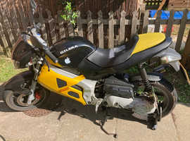 Gilera dna 50cc swaps for pit bike and cash
