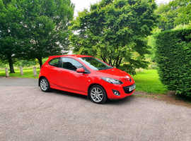 Mazda MAZDA 2, 2011 (11) Red Hatchback, Manual Petrol, 42,000 miles