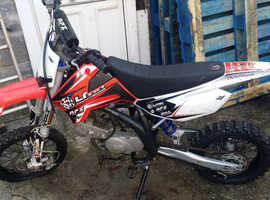 Pitbike 125cc lucky