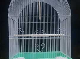 BRAND NEW Dome Top Bird Cage For Sale [Suitable for Budgies/Lovebirds/Parrotlet/Finch/Canaries/Etc] in LONDON