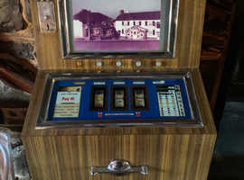 Two 60s gaming machines.