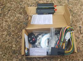 Vehicle tracker for bikes, cars etc