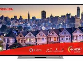 Toshiba 55 Inch 55UL5A63DBS Smart 4K Alexa TV with HDR - Still under warranty!