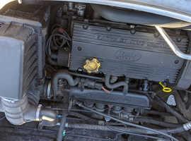 Land Rover Freelander, 2000 (X) Silver Estate, Manual Petrol, 78,000 miles