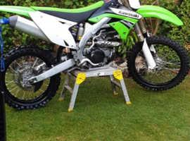 Kawasaki 2011 KX
