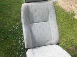 Vw t5 rear seat