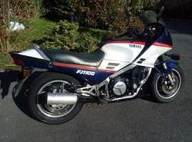 Rare FJ1100 Sports/tourer 1985. Good condition. Great Bike.